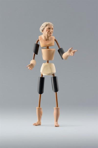 Figur Unbekleidet 09