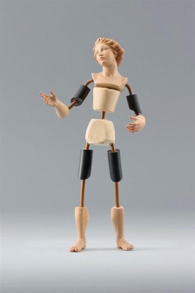 Figur Unbekleidet 21