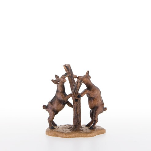Die springenden Kitze am Lebensbaum Nr. 21380