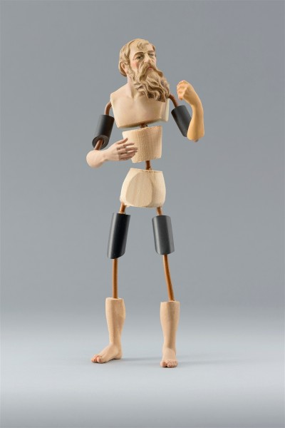 Figur Unbekleidet 18