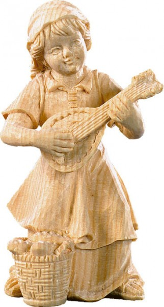 Mädchen mit Mandoline Nr. 4422