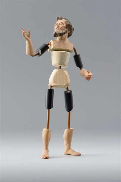 Figur Unbekleidet 14