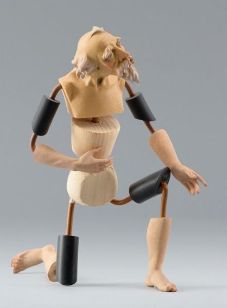 Figur Unbekleidet 30W
