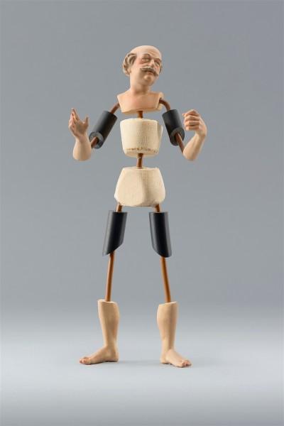 Figur Unbekleidet 16