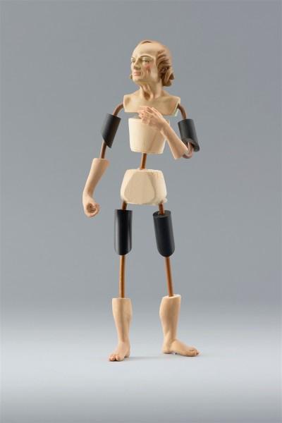 Figur Unbekleidet 12